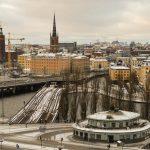 Stockholm in December