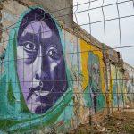 Street art in Poblenou