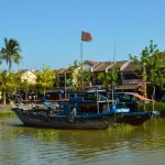 Waterfront in Hoi An