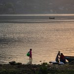 The chores by the Phewa Lake.