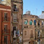 The streets of Tarragona