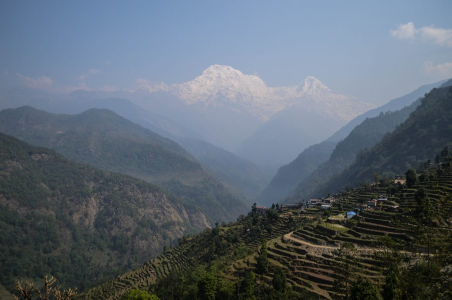 Last day in the Himalayas