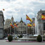 Big city life in Madrid
