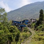 Typical lodges in the Annapurna Region