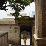 At the Pashupatinath Temple Complex