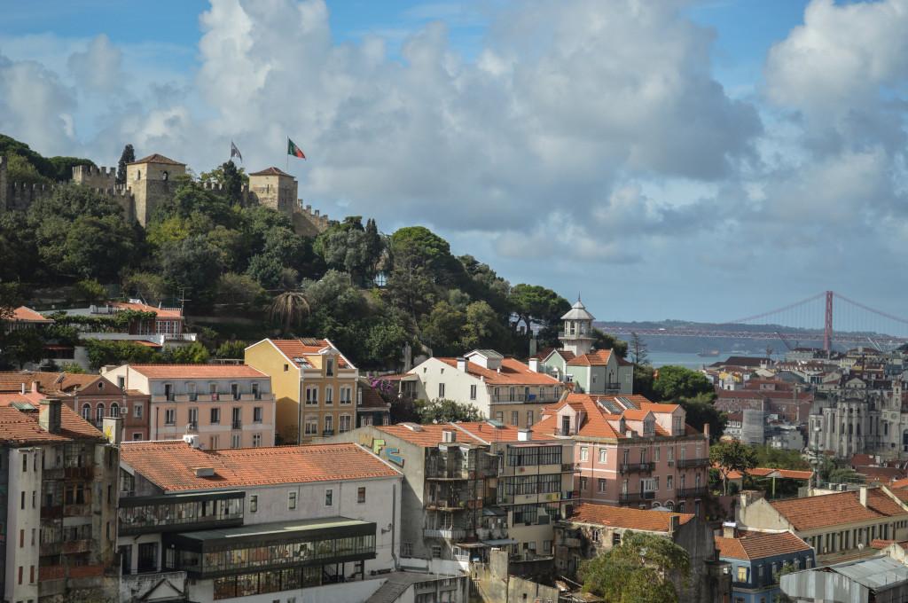 The São Jorge Castle