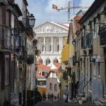 The Palácio de São Bento