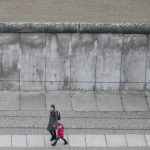 Berlin Wall and the Boarder Strip