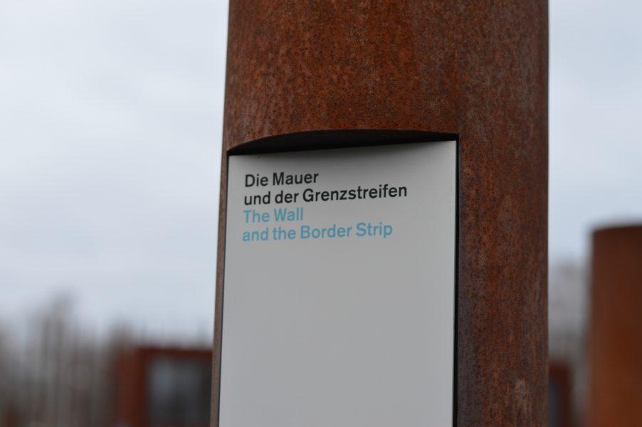 Berlin Wall Memorial Grounds