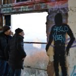 Hello Kleen at the Teufelsberg
