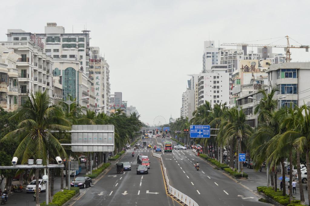 Renmin Avenue