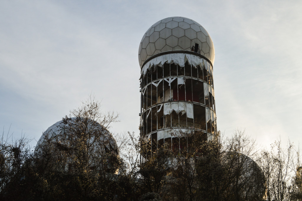 Abandoned Listening Station in Berlin