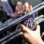Playing during Semana Santa