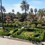 The Gardens at the Alcázar