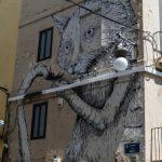 Mural in Valencia