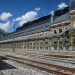 Abandoned Canfranc Station