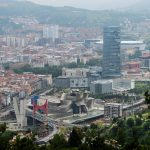 A view of Bilbao