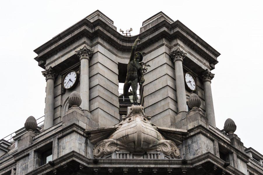 Hermes by Pedro Guimón