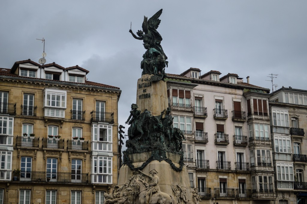 Monument to the Battle of Vitoria