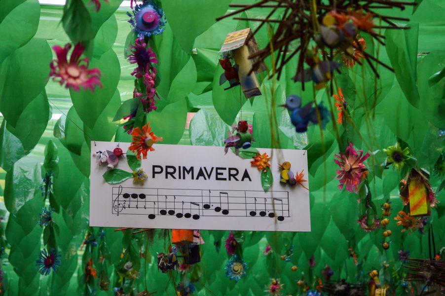 Spring in Carrer Providencia