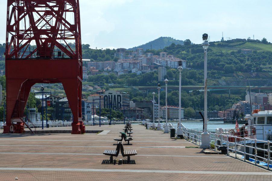The Estuary of Bilbao