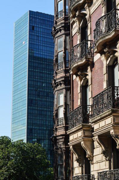 Torre Isozaki in Bilbao