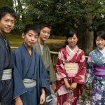 Befriending locals in Kyoto