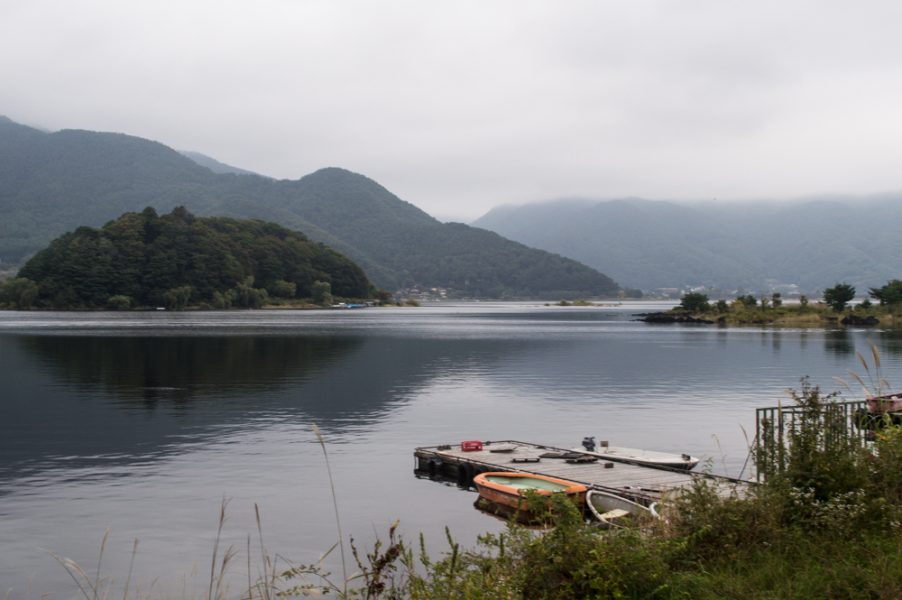 Kawaguchiko Lakeside