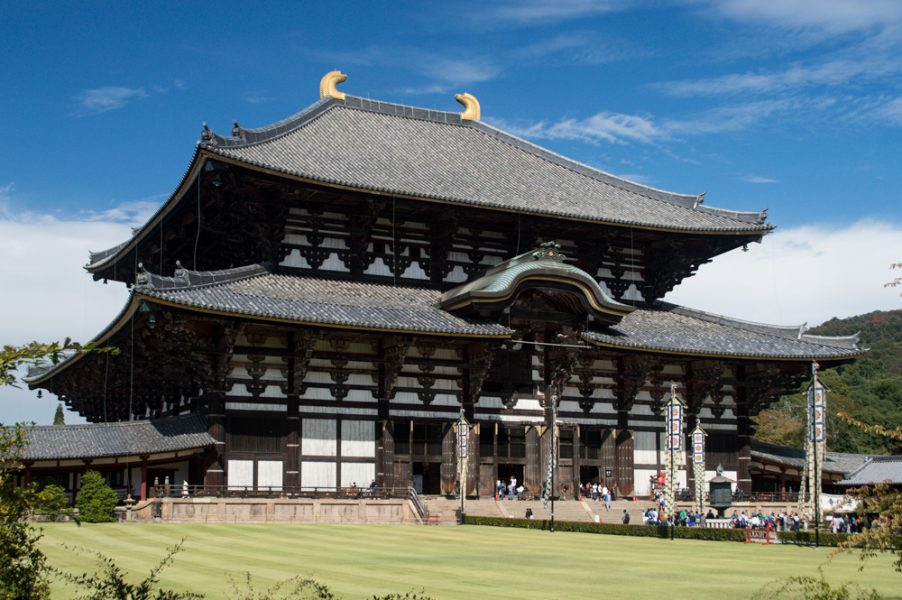 Great Buddha Hall at Todaiji