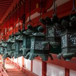 Lanterns at Kasuga Grand Shrine