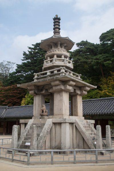 Seokgatap – Stone Pagoda