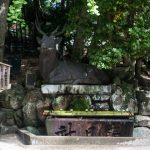 Water Place at the shrine