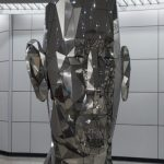 Art at the subway station