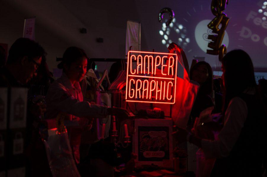 Camper Graphic