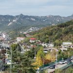Hiking in Seoul