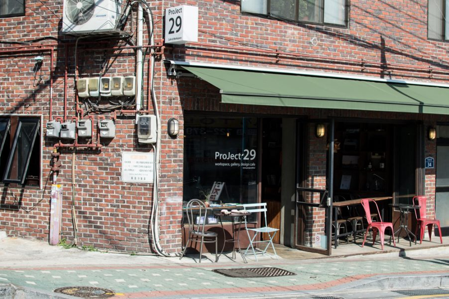 ProJect 29 in Seoul