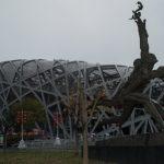 The Olympic Stadium in Beijing