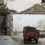 Backstreets of Dali Old Town