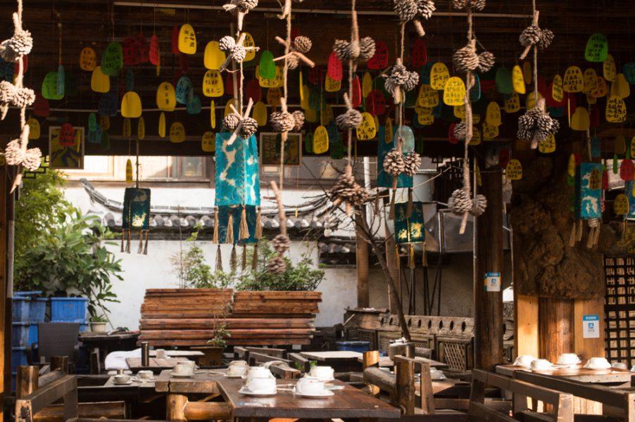 Dongba aspiration windbells