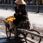 Street vendor in Lijiang