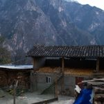 House along the Tiger Leaping Gorge trail