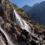Tiger Leaping Gorge hiking trail