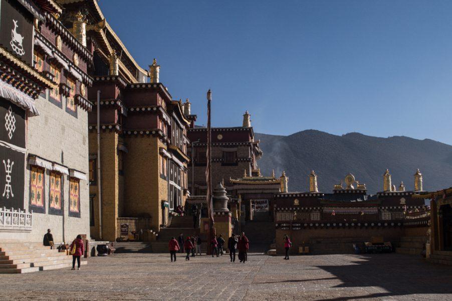 Tsongkhapa Temple