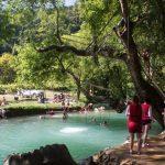 Tham Poukham - Blue Lagoon