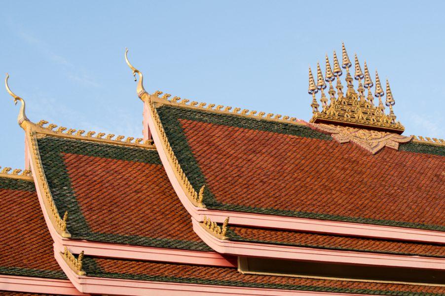 Wat Chan in Vientiane
