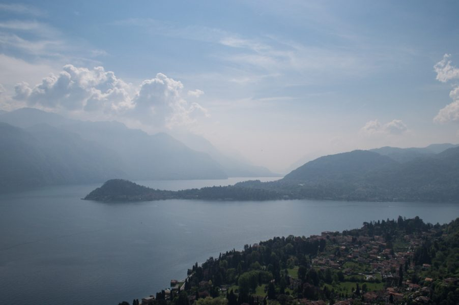 A view from San Martino