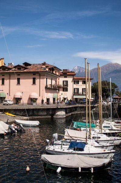 Boats in Menaggio