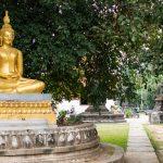 Buddha statue Luang Prabang