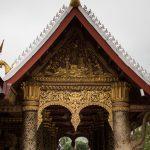 Buddhist Temple Luang Prabang