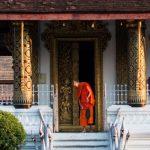 Praying time at Wat That